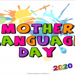 Event Poster - Mother Language Day - 2020- no date