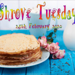 Event Poster - Shrove Tuesday - 2020