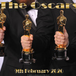 Event Poster - The Oscars - 2020