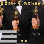 Event Poster - The Oscars - 2020 - fillable