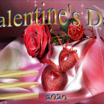 Event Poster - Valentines Day - 2020 - fillable