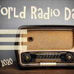 Event Poster - World Radio Day - 2020 - fillable