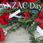 Event Poster- Anzac Day 1 - 2020 - no date
