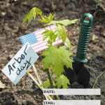Event Poster - Arbor Day - 2020 - fillable