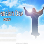 Event Poster - Ascension Day - 2020 - fillable
