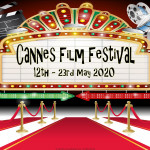 Event Poster - Cannes Film Festival - 2020