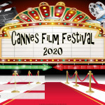 Event Poster - Cannes Film Festival - 2020 - fillable