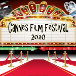 Event Poster - Cannes Film Festival - 2020 - no date