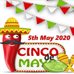 Event Poster- Cinco de Mayo - 2020