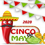 Event Poster- Cinco de Mayo - 2020 - no date