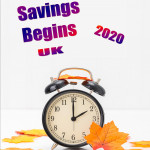 Event Poster -Daylight Savings starts UK - 2020 - no date