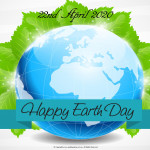 Event Poster- Earth Day - 2020
