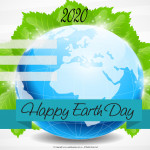 Event Poster- Earth Day - 2020 - fillable