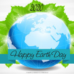 Event Poster- Earth Day - 2020 - no date
