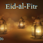 Event Poster - Eid-al-Fitr - 2020 - no date