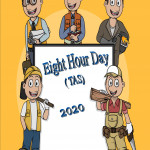Event Poster - Eight Hour Day (TAS) - 2020 - no date