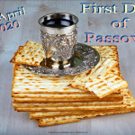 Event Poster- First Day of Passover - 2020