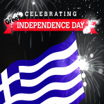 Event Poster - Greek Ind. Day - 2020 - no date