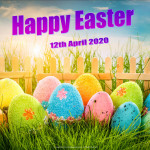 Event Poster- Happy Easter - 2020