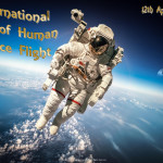 Event Poster- Int. Day of Human Space Flight - 2020