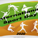 Event Poster- International Sport Day - 2020 - no date
