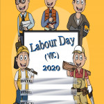 Event Poster - Labour Day (VIC) - 2020 - fillable