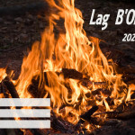 Event Poster - Lag B'Omer - 2020 - fillable