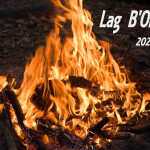 Event Poster - Lag B'Omer - 2020 - no date
