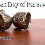 Event Poster- Last Day of Passover - 2020