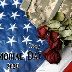Event Poster - Memorial Day (USA) - 2020 - no date