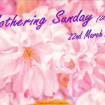 Event Poster - Mothering Sunday(UK) - 2020