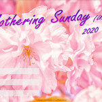 Event Poster - Mothering Sunday(UK) - 2020 - fillable