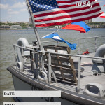 Event Poster - National Maritime Day (USA) - 2020 - fillable