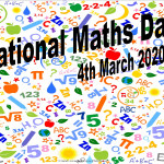 Event Poster - National Maths Day - 2020