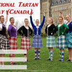 Event Poster- National Tartan Day (CA) - 2020 - fillable