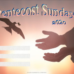 Event Poster - Pentecost Sunday - 2020 - fillable