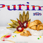 Event Poster - Purim - 2020 - fillable