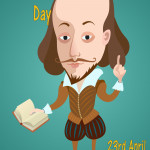 Event Poster - Shakespeare Day - 2020