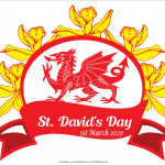 Event Poster - St Davids Day - 2020