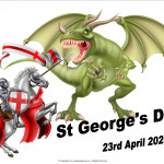 Event Poster- St Georges Day - 2020