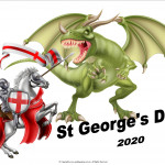 Event Poster- St Georges Day - 2020 - no date