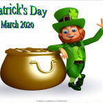Event Poster - St Pat's Day - 2020
