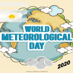 Event Poster - World Meteorlogy Day - 2020 - fillable