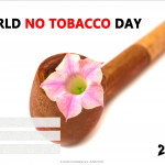 Event Poster - World No Tobacco Day - 2020 - fillable