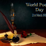 Event Poster - World Poetry Day - 2020