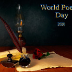Event Poster - World Poetry Day - 2020 - no date