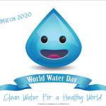 Event Poster - World Water Day - 2020