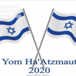 Event Poster - Yom Ha'Atzmaut - 2020 - fillable