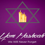 Event Poster- Yom HaShoah - 2020 - no date