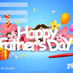 Event Poster -Fathers Day (USA, UK, Canada) - 2020 - fillable